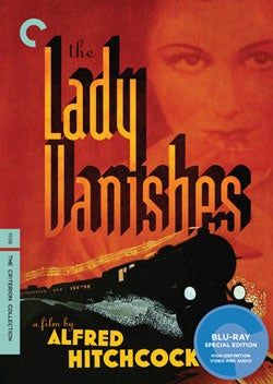 The Lady Vanishes - Criterion Collection (Blu-ray)
