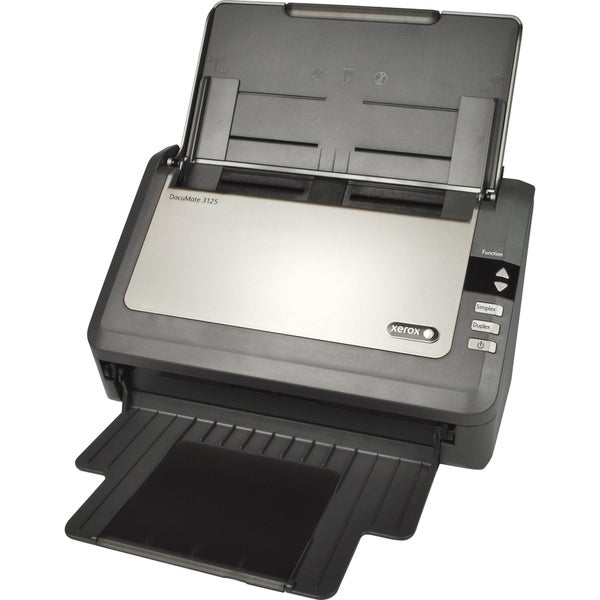 Xerox DocuMate 3125 Sheetfed Scanner - 600 dpi Optical