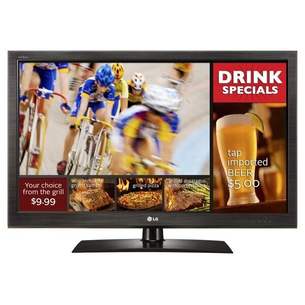 """LG EzSign LV355B 42LV355B 42"""" 1080p LED-LCD TV - 16:9 - HDTV"""