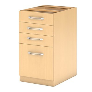 Mayline 26-inch Pedestal Box File for Aberdeen Desk