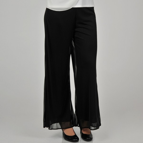AnnaLee + Hope Women's Wide Leg Pant