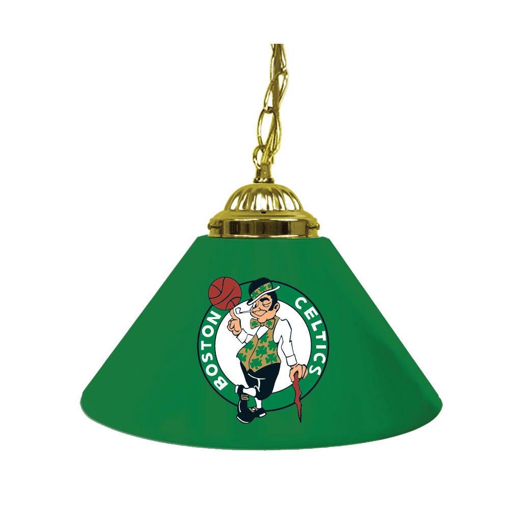 Boston Celtics 14-inch NBA Single Shade Billiard Lamp
