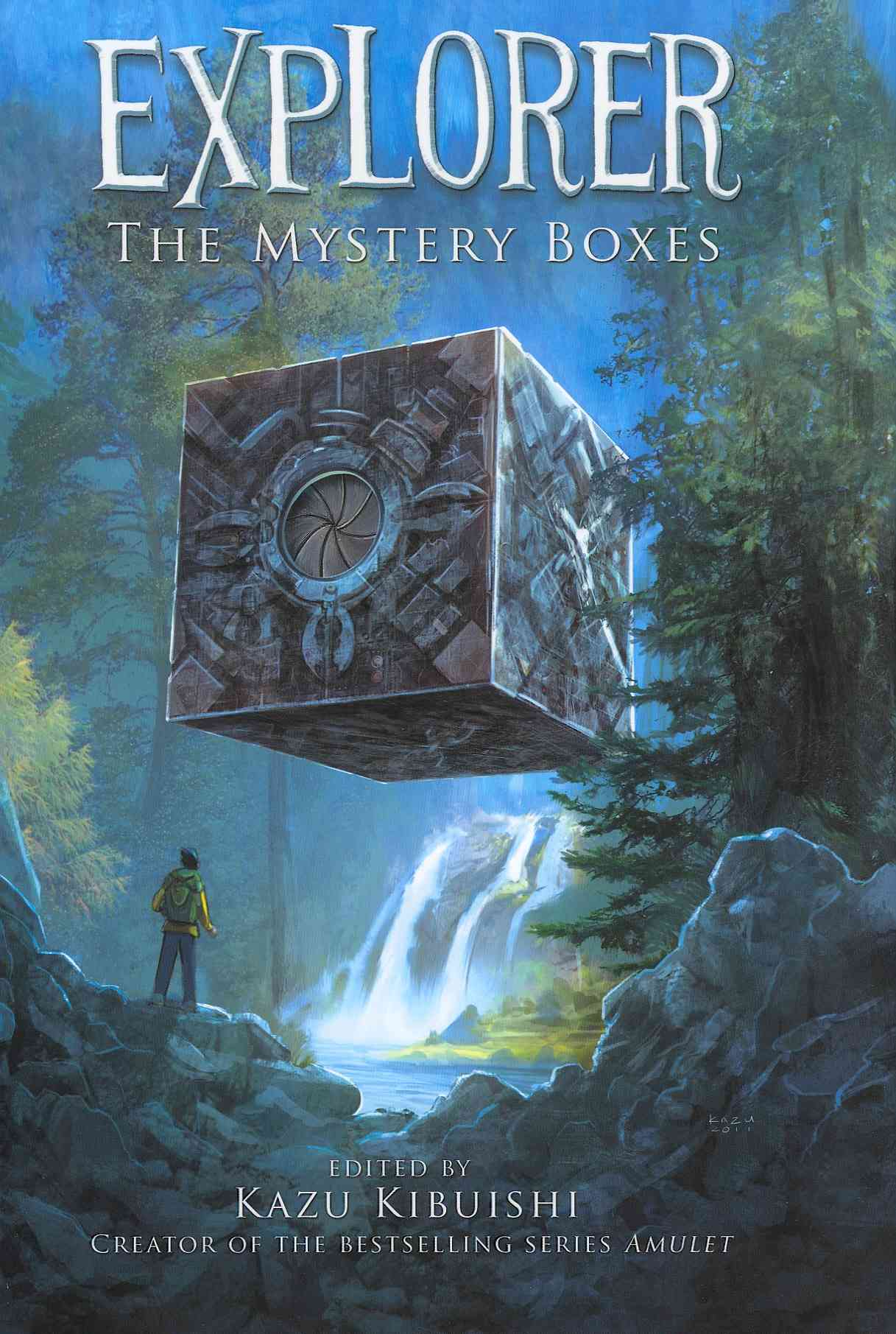 Explorer: The Mystery Boxes (Hardcover)