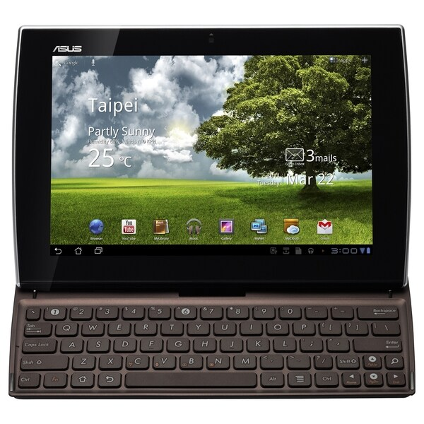 """Asus Eee Pad SL101-A1-BR Tablet - 10.1"""" - 1 GB LPDDR2 - NVIDIA Tegra"""