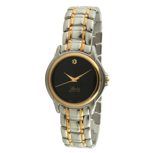 Swiss Edition Men's Two-tone Watch