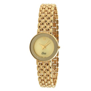 Swiss Edition Women's Panther Link Bracelet Watch