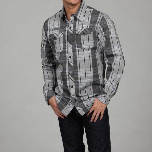 Burnside Men's Woven Shirt
