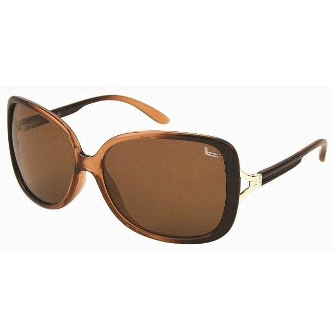 Coleman Women's CC1 Brown Polarized Sunglasses