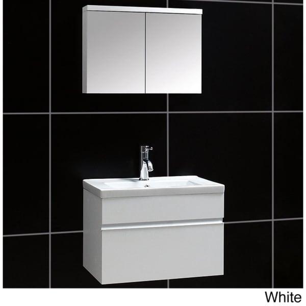 DreamLine Wall-mounted Modern Vanity/ Medicine Cabinet