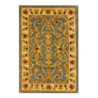 Herat Oriental Indo Hand-tufted Mahal Wool Rug (2' x 3')