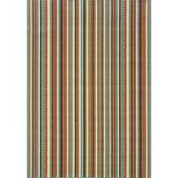 Laurel Creek Flora Striped Indoor/ Outdoor Area Rug - 5'3 x 7'6