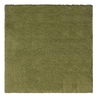 Manhattan Green Area Rug (8' Square) - 8'