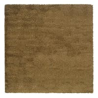 Manhattan Gold Area Rug (8' Square) - 8' Square