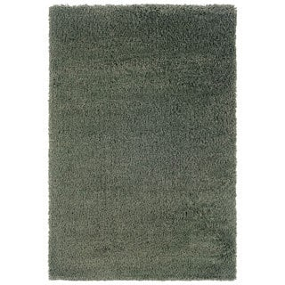 Manhattan Blue Area Rug (7'10 x 11'2)