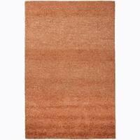 "Artist's Loom Hand-woven Shag Rug (7'9 x 10'6) - 7'9"" x 10'6"""