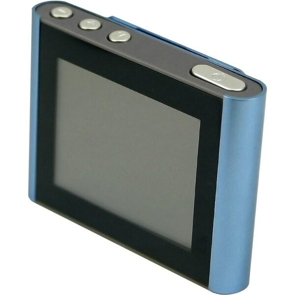 Mach Speed Eclipse T180 4 GB Blue Flash Portable Media Player