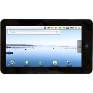"Mach Speed Trio DROID-7C Tablet - 7"" - 512 MB - Rockchip 2918A 1.20 G"