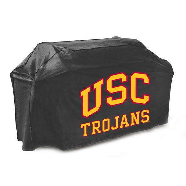 USC Trojans 65-inch Gas Grill Cover