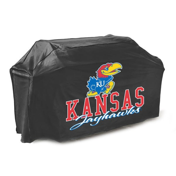 Kansas Jayhawks 65-inch Gas Grill Cover