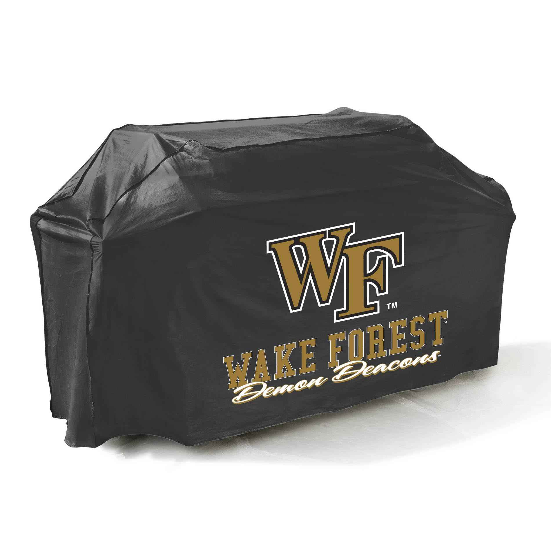 NCAA Wake Forest Demon Deacons 65-inch Gas Grill Cover