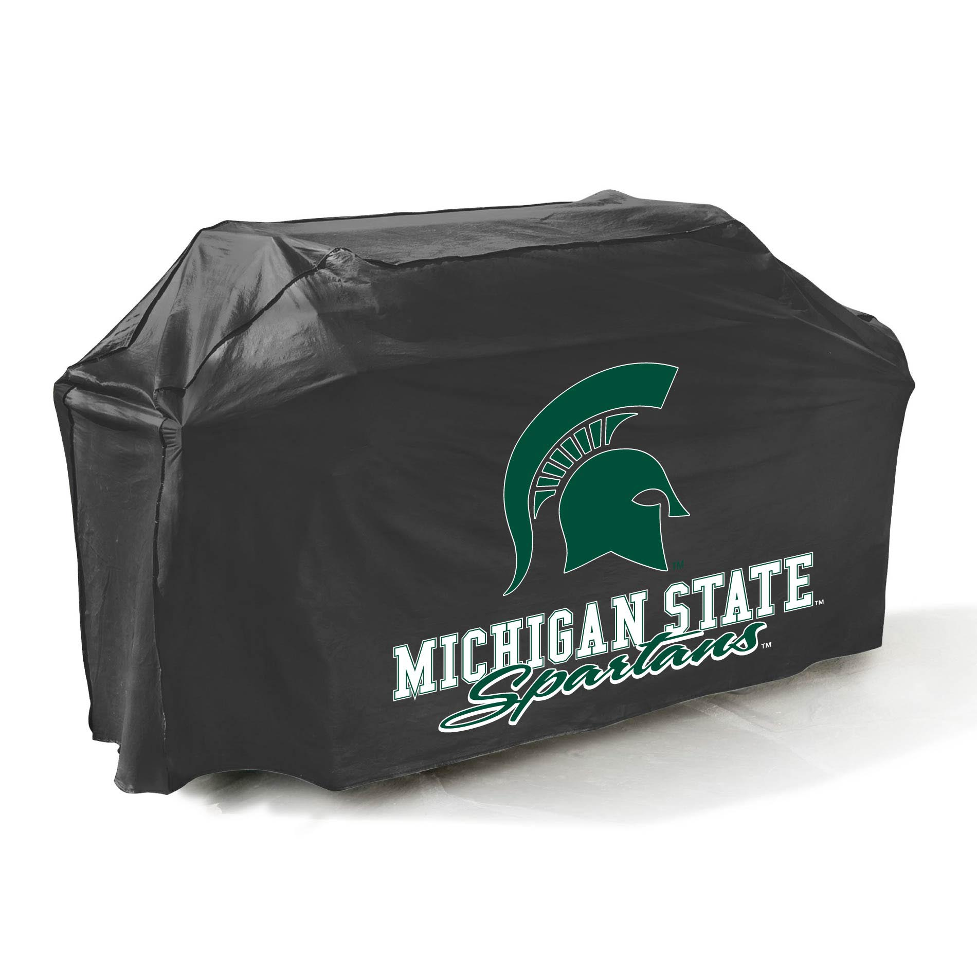Mr. BBQ Michigan State Spartans 65-inch Gas Grill Cover