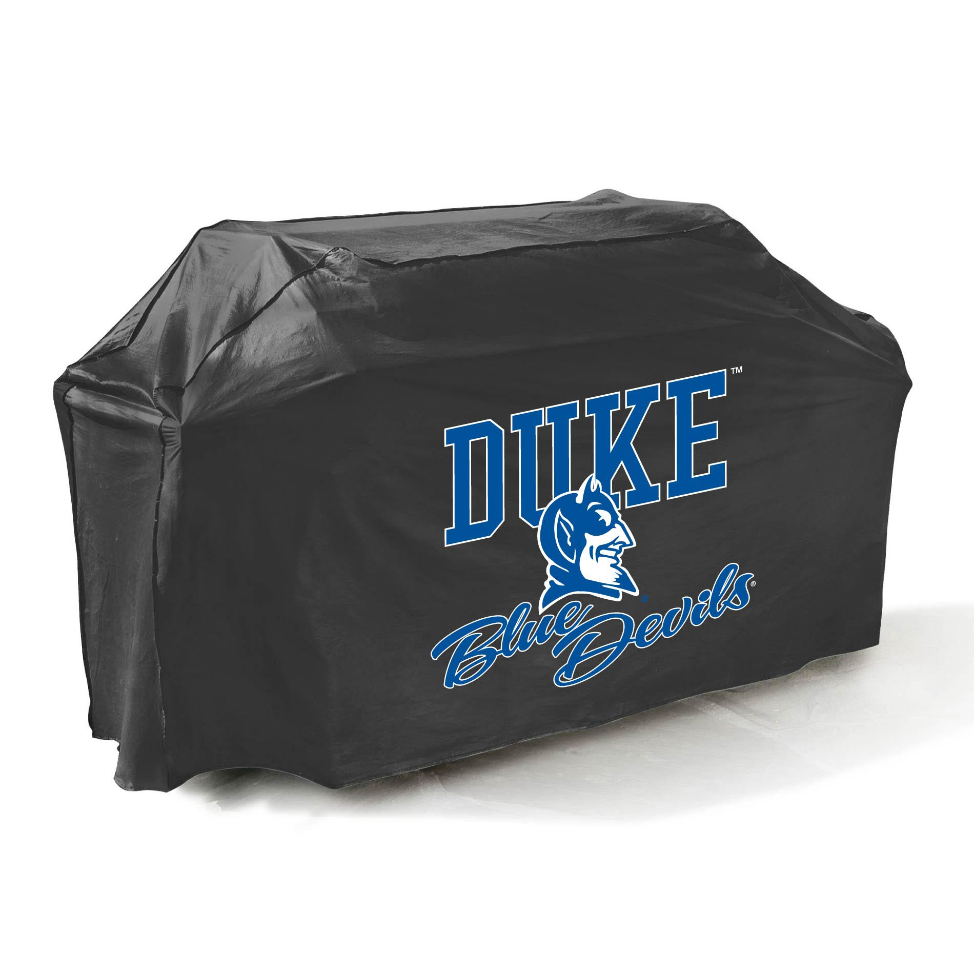 Duke Blue Devils 65-inch Gas Grill Cover - Thumbnail 0