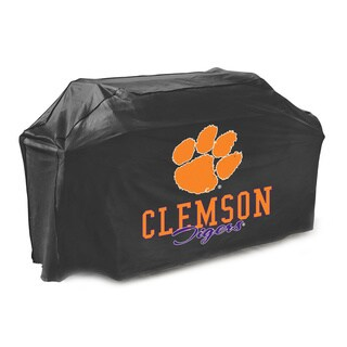 Clemson Tigers 65-inch Gas Grill Cover
