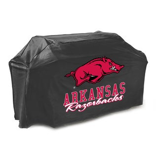 Arkansas Razorbacks 65-inch Gas Grill Cover