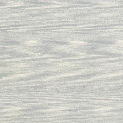 Safavieh Handmade New Zealand Wool Floral Border Silver Rug (5'x 8')