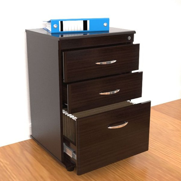 Inval File Cabinet with Locking System