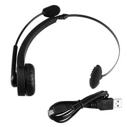 INSTEN Bluetooth Wireless Headset for PlayStation 3/ PS3 - Thumbnail 1