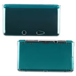INSTEN Clear Crystal Hard Plastic Protector Case Cover/ Screen Protector for Nintendo 3DS - Thumbnail 2