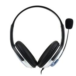 INSTEN VOIP/ SKYPE Stereo Gaming Headset with Microphone