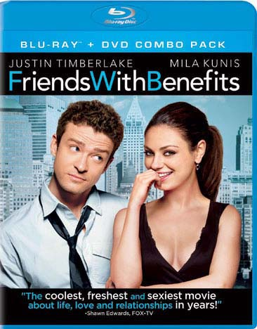Friends with Benefits (Combo) (Blu-ray/DVD)