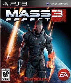 PS3 - Mass Effect 3