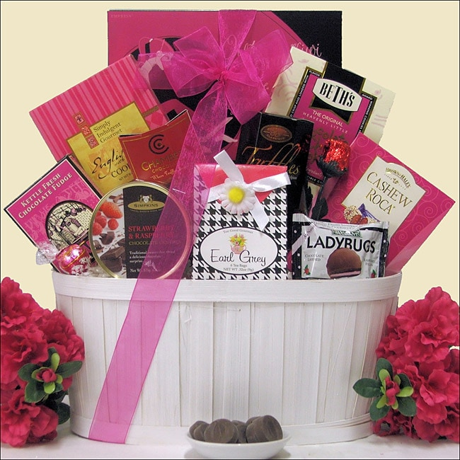 Great Arrivals Sweet & Trendy Gourmet Gift Basket