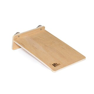 Prevue Pet Products Large Raised Hardwood Platform for Small Animals