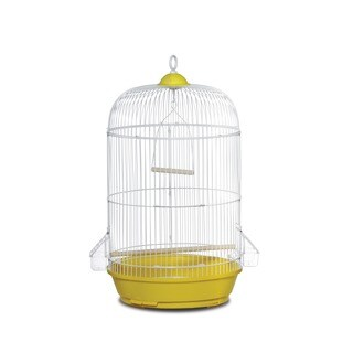 Prevue Pet Products Classic Yellow Round Bird Cage