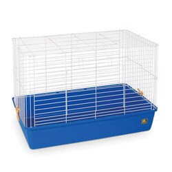 Prevue Animal Tubby Medium Blue Pet Cage
