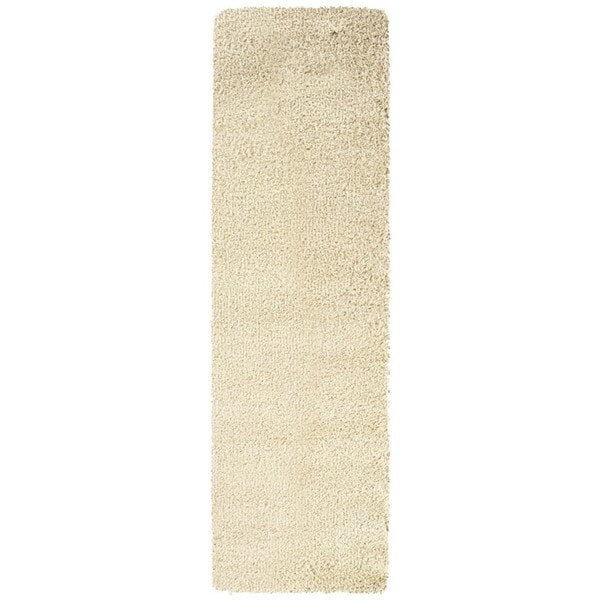 The Gray Barn Cromwell Ivory Area Rug - 2'3 x 7'9