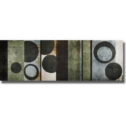 Noah Li-Leger 'Woven' Canvas Art
