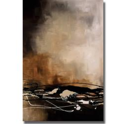 Laurie Maitland 'Tobacco and Chocolate II' Canvas Art