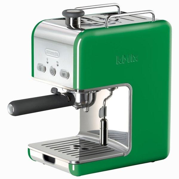 DeLonghi kMix Green Pump Espresso