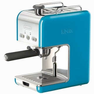 DeLonghi kMix Blue Pump Espresso Machine