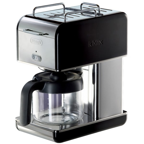 Delonghi Coffee Maker Water Leak : DeLonghi kMix 10-cup Black Drip Coffee Maker - Free Shipping Today - Overstock.com - 13878355