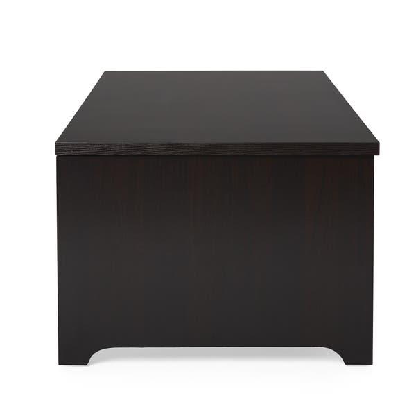 Prime Shop Furniture Of America Knox Espresso Wood Storage Box Pdpeps Interior Chair Design Pdpepsorg