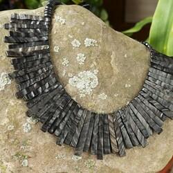 Blackhorn Cleopatra Necklace (Phillipines)