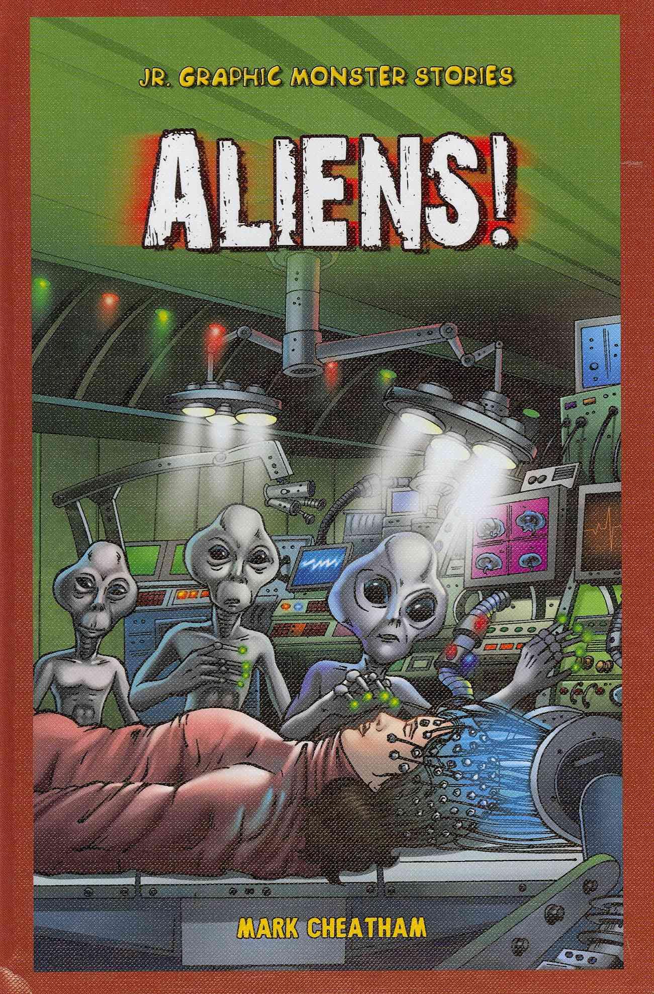 Aliens! (Hardcover)