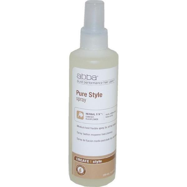 ABBA 8.45-ounce Pure Style Spray