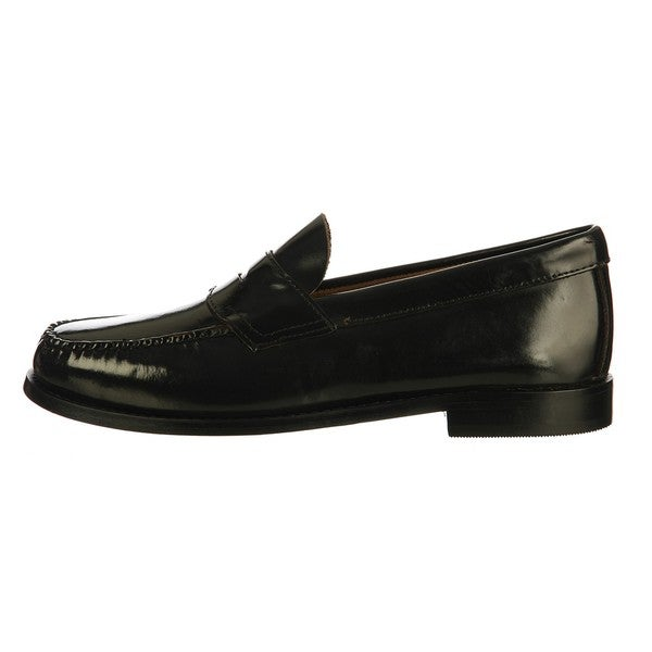 da6cbce44cd Shop Bass Weejuns Men s  Logan  Leather Penny Loafers - Free ...